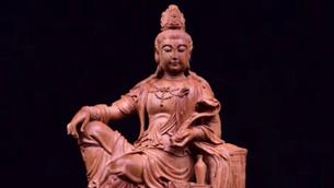 木雕艺术家林建煌:在去除的过程中学会人生取舍