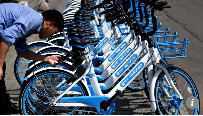 共享单车大战再升级:哈罗在中小城市逆袭摩拜ofo