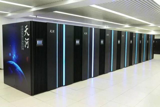 中国百亿亿级超级计算机天河三号原型机通过测试