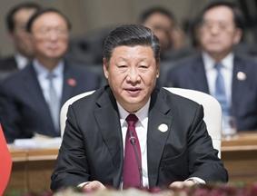习近平出席金砖国家领导人第十次会晤并发表讲话