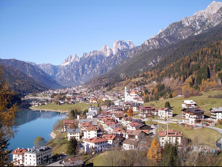 意大利城市生活质量榜:北方山城第一 米兰罗马令人失望