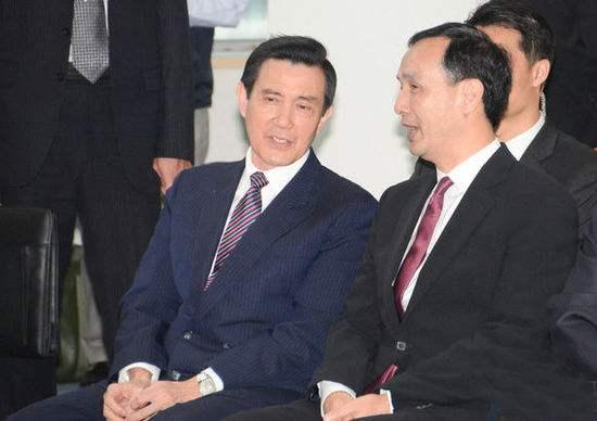"""评论:台政坛要角竞逐""""大位"""" 2020最终鹿死谁手?"""