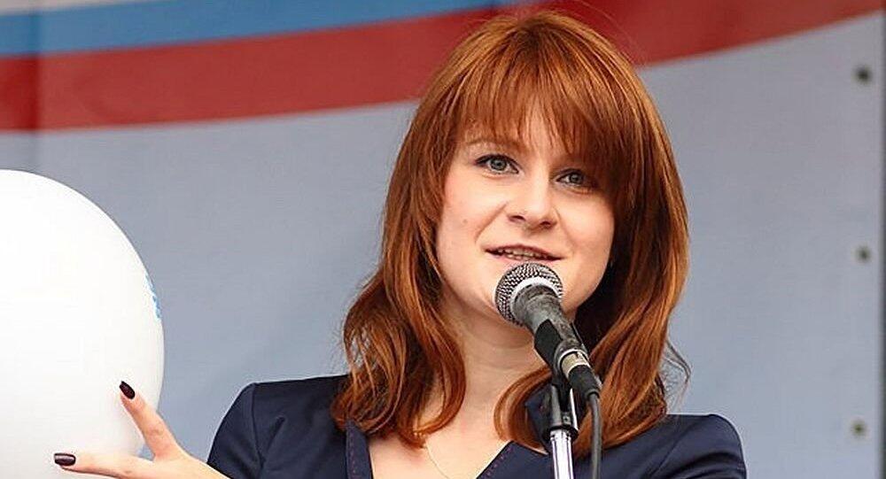 俄驻美使馆:布京娜称其因政治观点在美遭迫害