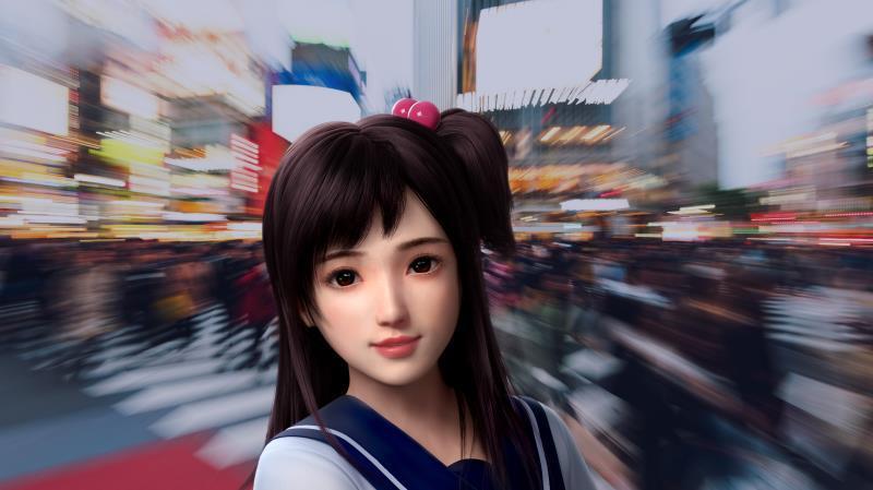 """微软小冰美少女3D外型亮相:主演AI的""""情感""""与""""创造"""""""