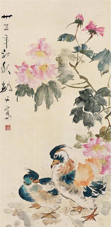 高剑父中国画作品展