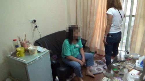 台湾女毒贩经营不佳 被抓时称早就想找正当工作