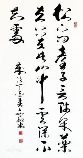 """""""字中有笔,笔中有禅""""——记国家一级美术师嵇文敏"""