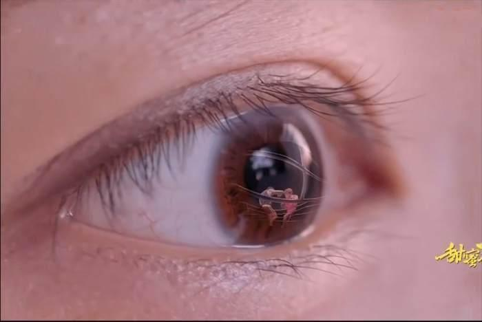 鹿晗眼睛蛊惑人心, 吴亦凡眼睛霸气十足, 最美的眼睛竟是她