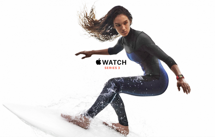 2018Q2Apple Watch出货350万 LTE版畅销亚洲