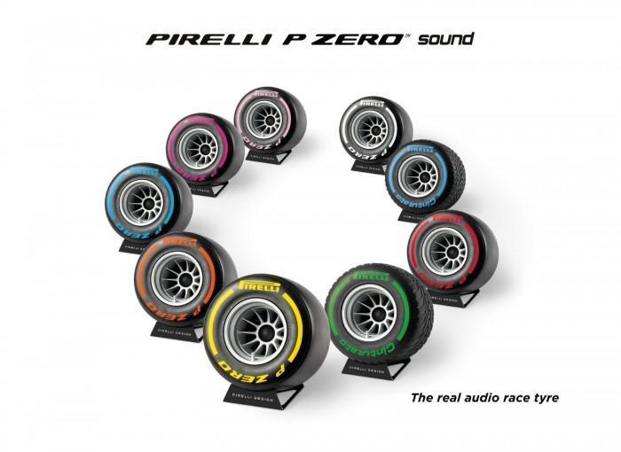 倍耐力打造F1轮胎造型蓝牙音箱 内置100瓦扩音器