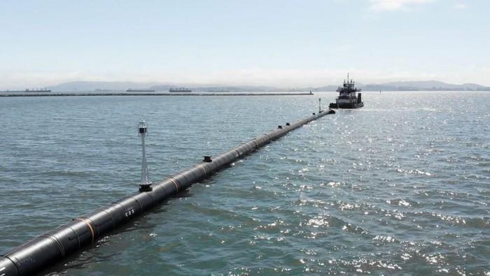 漂浮碎片收集系统将于今年在大太平洋垃圾带测试