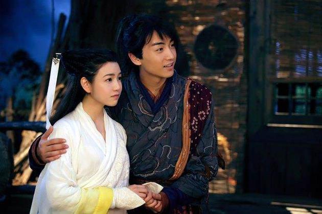 陈妍希回应小龙女选角:没有特别跟陈晓讨论过