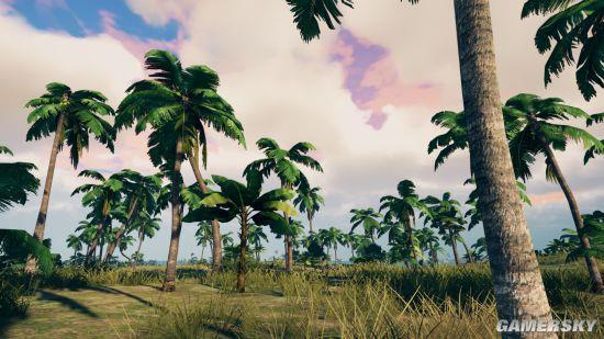 国产海岛沙盒生存游戏《Survisland》登陆Steam