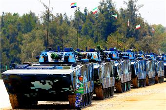 国际军事竞赛开幕在即,中国这款战车将大出风头
