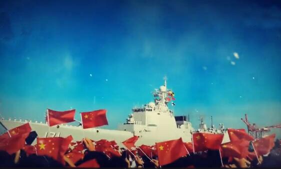 """燃!这艘战舰,被称为""""中华神盾""""!"""
