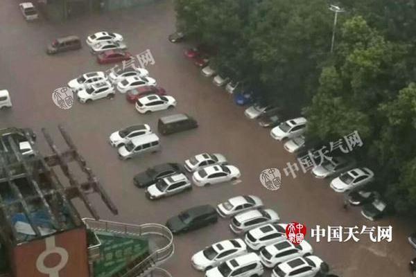 周末四川广西等有强降雨 中东部高温火力难消
