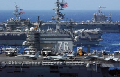 俄媒:中国军舰数量已超过美国 但有一明显差距