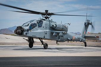 印度两款顶级直升机近日首飞 性能先进让人羡慕