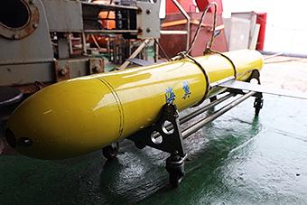 再创纪录!国产水下滑翔机实现北极首秀