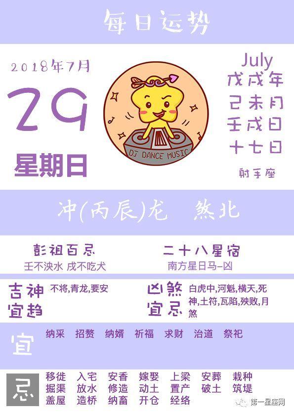 日运 | 7.29 金牛座冲动投资 巨蟹座购物欲旺盛