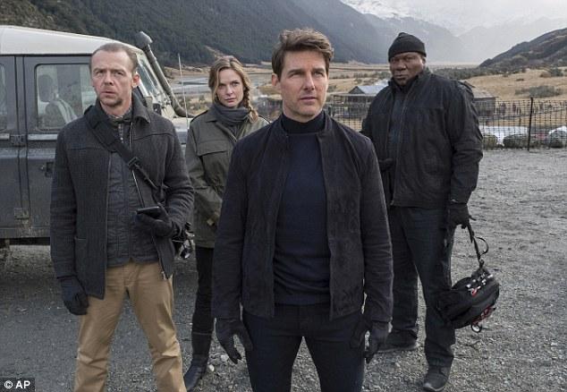 《碟中谍6:全面瓦解》预计票房5900万美元