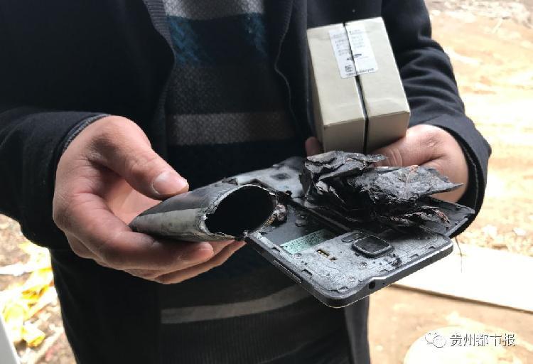 三星手机电池爆炸致5岁女孩八级伤残!家属索赔175万元