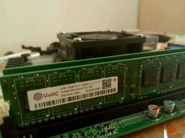 紫光国微:DDR4芯片预计年底前完成并推向市场