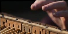 你听过用筷子制作的钢琴吗?
