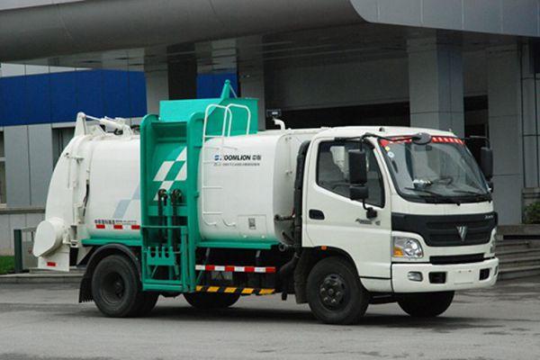 """美媒:中国垃圾处理公司""""钱""""景无限"""