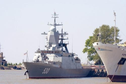 俄高官:俄导弹艇装备口径导弹 有出口中国潜力