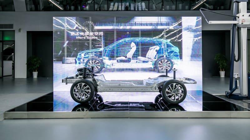吉利发布自主研发BMA模块化架构 开创国产汽车先河