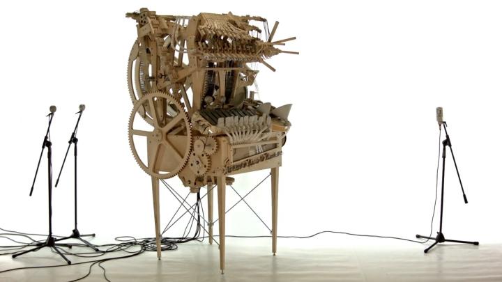 快来欣赏自制乐器的天籁音乐