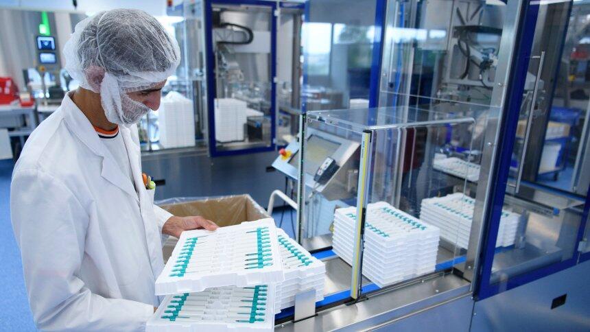 德国制药企业放弃在美涨价 德媒:德国制药商屈服于美国