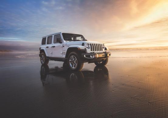 全新一代Jeep牧马人价格发布 42.99万元起售