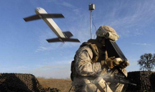 自杀式无人机上前线,美军想实现单兵控15架