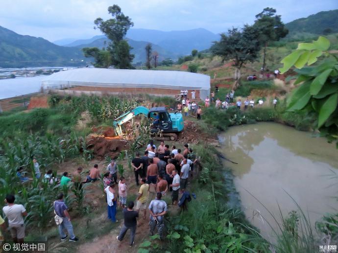 四川米易通报5男童死亡事件:相约水塘玩耍意外溺水,正善后