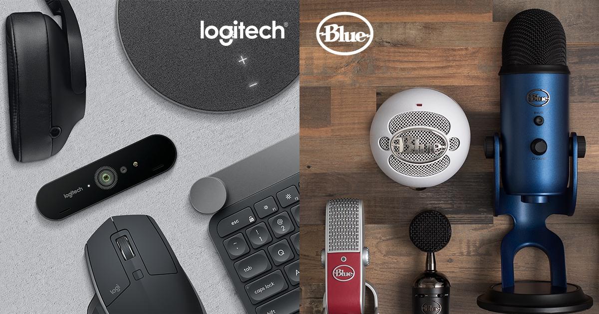 罗技布局智能硬件行业 1.17亿美金收购Blue麦克风