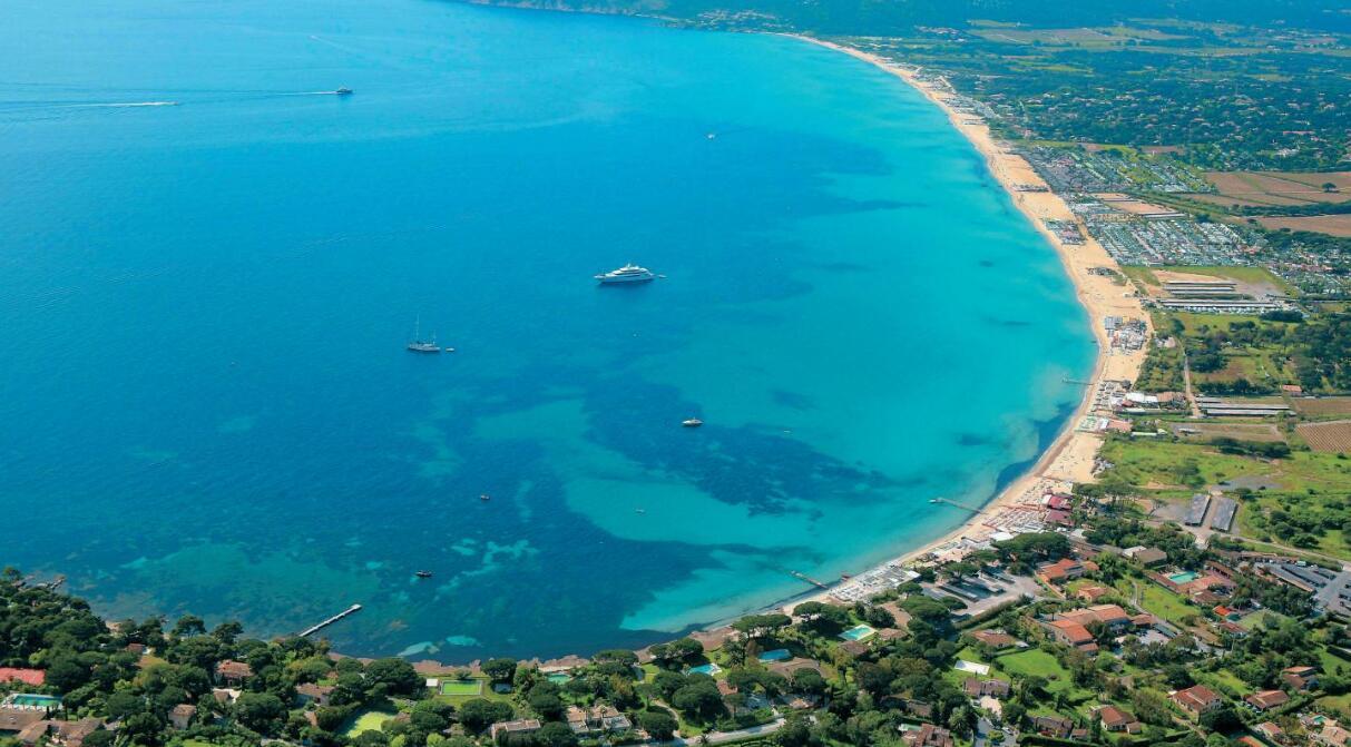 今夏法国最贵沙滩排名出炉 最高一天开销63欧元