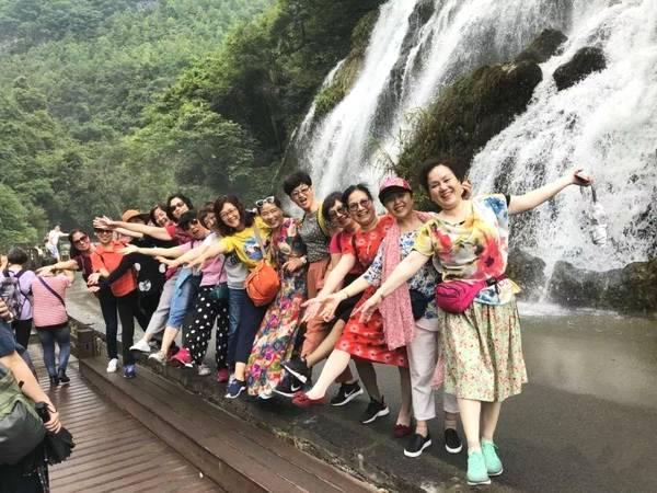 上海游客点赞贵州旅游