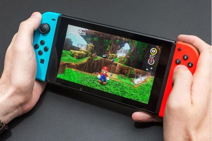 Switch游戏主机销量已突破2000万台