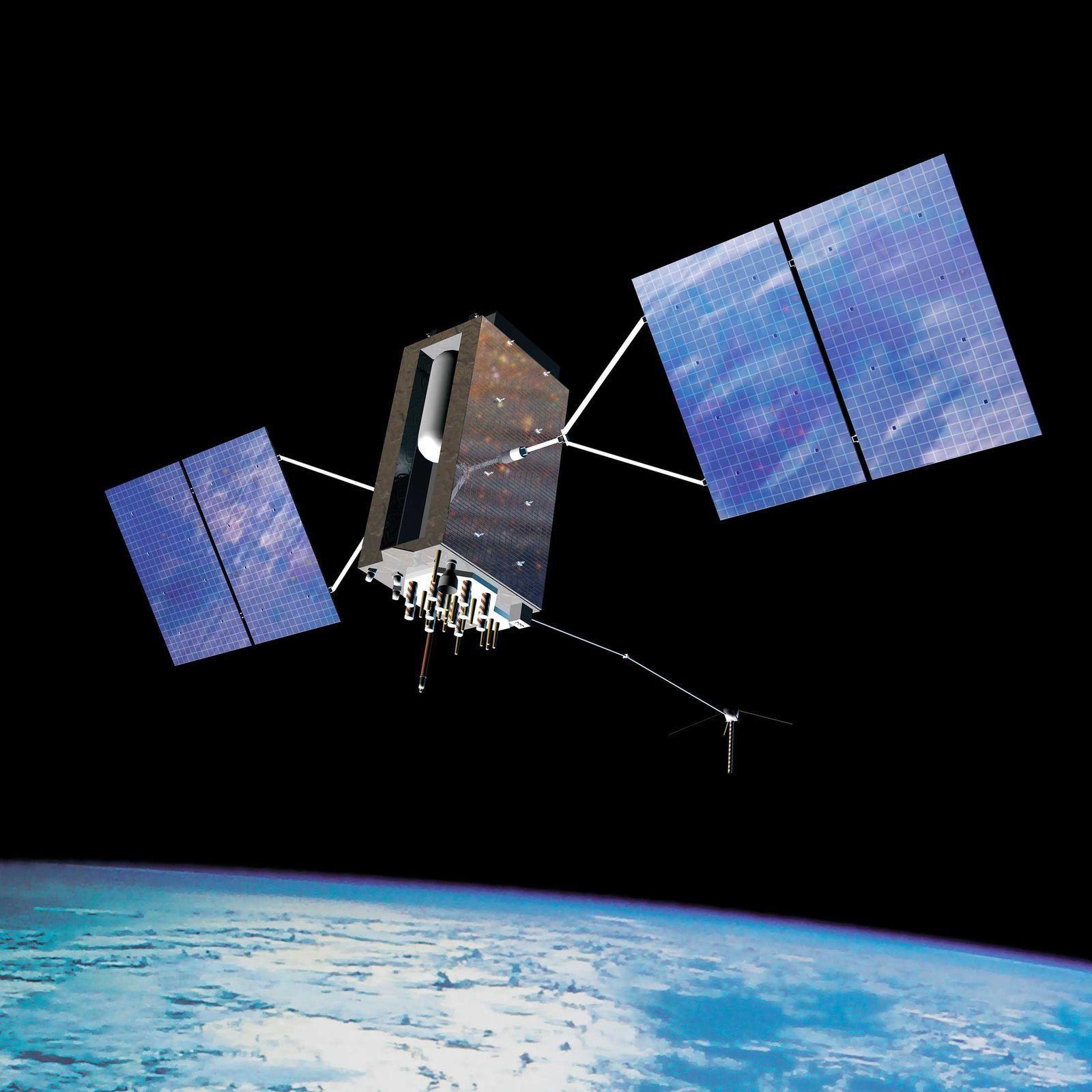 世界依赖GPS运转:万一出错怎么办?要有备用系统