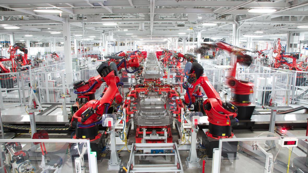 """特斯拉正与德国荷兰谈判:要在欧洲建立""""超级工厂"""""""