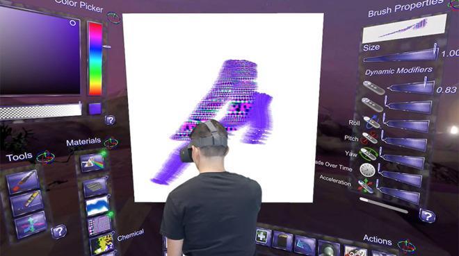 苹果挖来知名VR应用开发牛人 发力虚拟现实