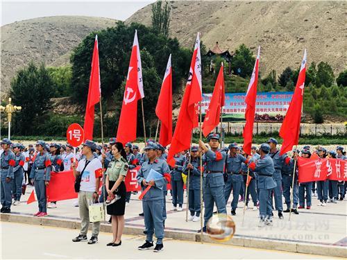 【天马行空 自在武威】戴上红军帽 跨越历史重走红军西征路!