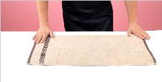 超简单的毛巾叠法,赶快学一下