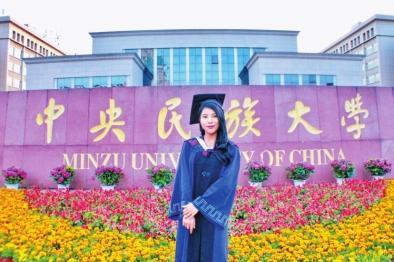 在中国留学的泰国姑娘 给泰前国防部长当翻译