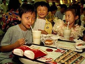激荡四十年·餐饮业的更新迭代