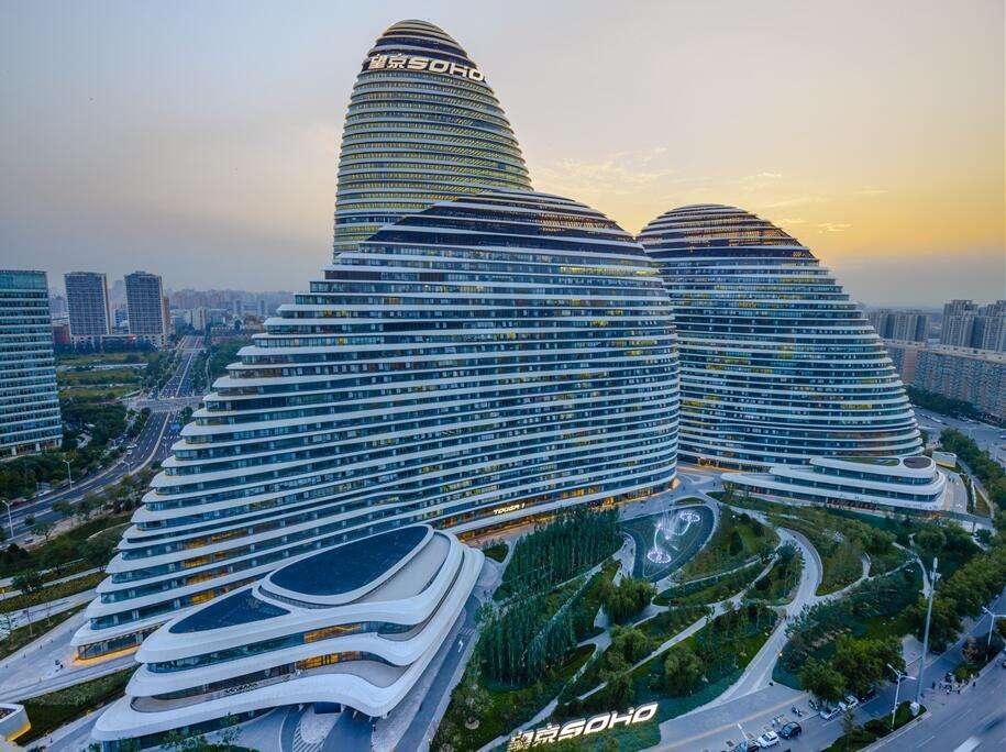 SOHO中国全面竞价租房 潘石屹感慨房子坍塌敲警钟