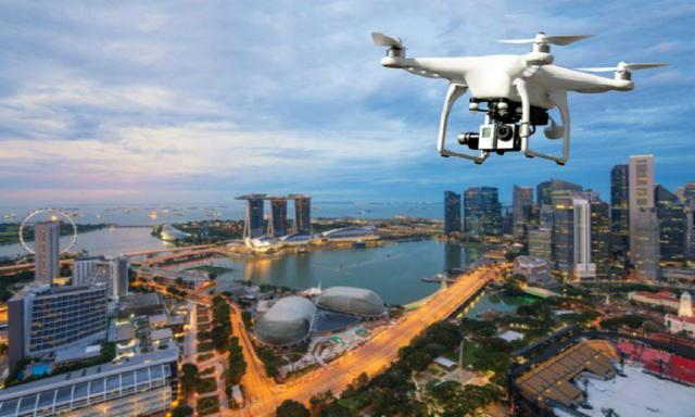 今年上半年实名登记无人机23万架 2543家企业获经营许可
