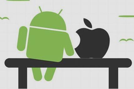 调查显示苹果用户比安卓用户更浪漫